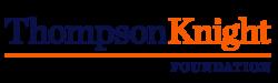Thompson Knight Foundation