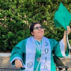 2021 Scholarship Winner Mayra Delacruz