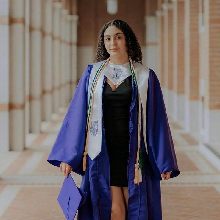 2021 Scholarship Winner Rania Aitbouchireb